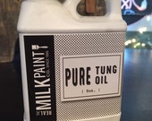 Pure Tung oil, for furniture, cabinet wax, sealing, finishing