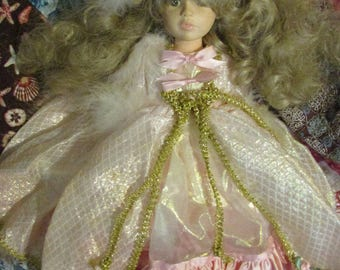 ROBIN WOODS Doll Artist Hand Signed and Dated 1990