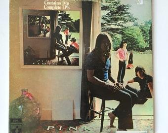 Pink Floyd Ummagumma 2 x LP Vinyl Record Album Excellent