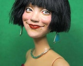 Madelyn 8, OOAK, Doll Only.
