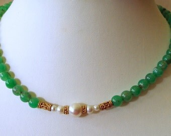 Apple Green Chrysoprase