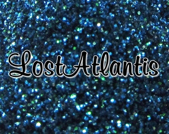 NEW Loose Cosmetic Glitter 'Lost Atlantis'