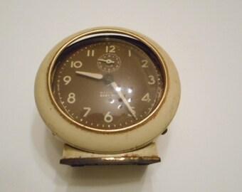 Vintage 1940'sBaby Ben Alarm Clock by Westclox Non working for Parts Steampunk Crafts