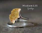 Ring Lily II Silver 925