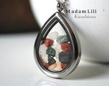 SHINGLE Medallion Necklace