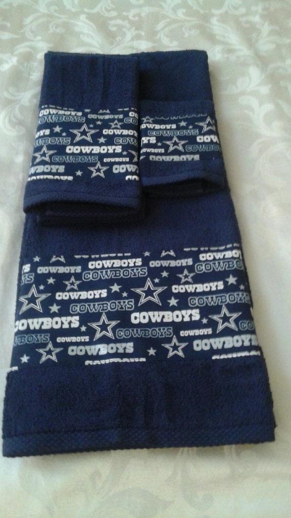 Dallas Cowboys Bath Towel Sets All Teams Available