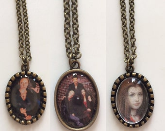 Buffy Pendant Necklace Collection