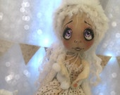 Bliss Urchin art doll