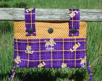 Design Your Own Handmade Walker Bag for the Sport's Fan