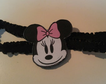 So Cute Minnie Mouse Headband