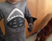 SHARK BOY Essentials  5 piece COSTUME