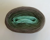 MOUNTAIN LAKE  Color Changing Cotton yarn  480 yards/100 gr  Fingering Weight