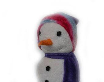 Stuffed Snowman Plush