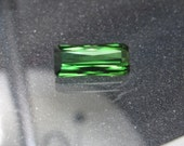 Faceted Green Tourmaline SALE 50% OFF