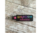 LuLaRoe Key Chain. Personalized LuLa Roe key fob, key chain, LuLaRoe party, Party favors