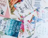 Wedding Paper Suites - SAMPLE PACK