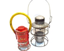 Popular Items For Railroad Lantern On Etsy