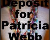Deposit for Custom Mala