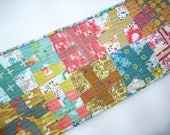 flora + handcrafted runner - FREE SHIPPING