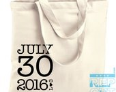 100 welcome wedding bags Typewriter Totes favors for guests