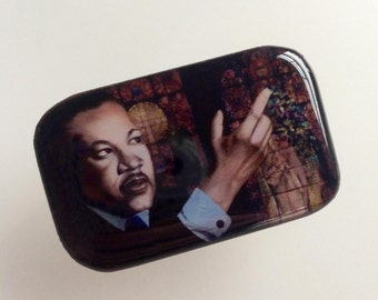 Martin Luther King    (pin)