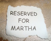 RESERVED FOR MARTHA - Custom Order for Triple Mosaic Light Switch Plate