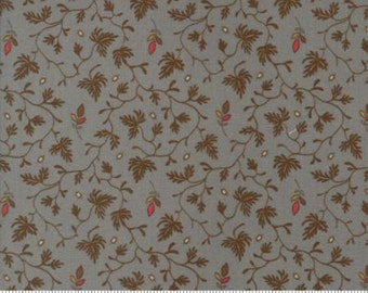 Gratitude Teal Floral 38004 15 Jo Morton Moda Floral Fabric