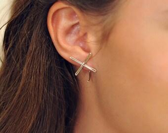 X Earring | R15-E1