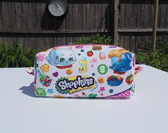 Boxy Bag, Gadget Bag, Shopkins Bag, Cosmetic Case