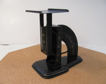 Exceptional Antique  1800s Ideal Postal / Postage Scale - 2 Cents an Ounce - Turn of the Century
