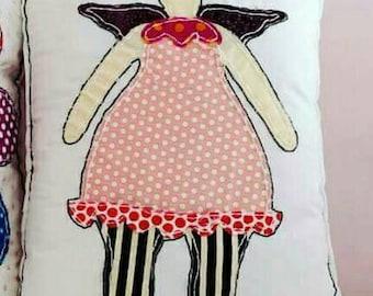 Fairy princess pillow
