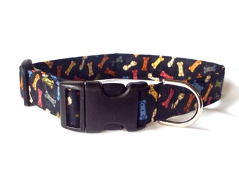 Yummy Treats Fabric Collar for Your Pup