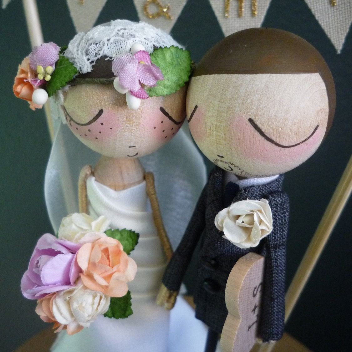make wedding cake topper milktea custom wedding amp special occasion by milkteabybthanari 17006