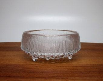 Iittala 'Ultima Thule' small  bowl