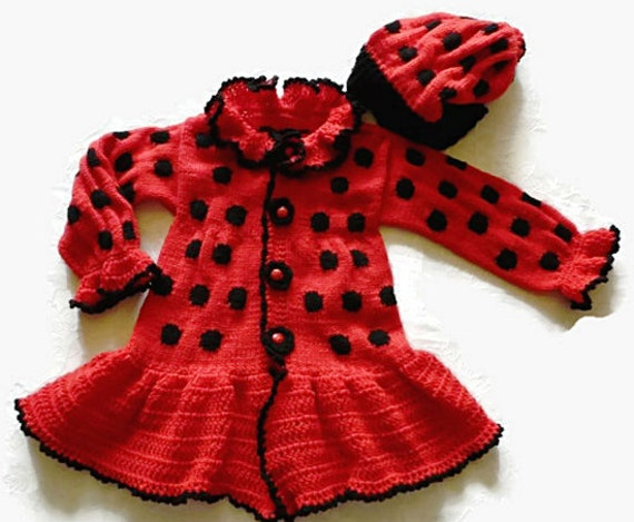 Kleid baby rot