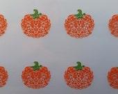 Pumpkin Chocolate Transfer Sheet