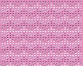 Henry Glass's, Laugh, Love, Quilt Triangles (Pink) 1 yard