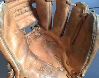 Awesome Old Baseball Mitt