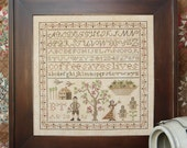 Coffee Saves Lives... the Magical Elixir Series #1. Cross Stitch Pattern by Heartstring Samplery