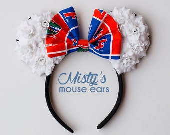 Florida Gators Rose Mouse Ears