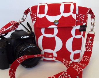 Dollbirdies Large DSLR Camera Bag, Camera Case, Camera Holder, Camera Tote