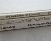 Poetry for KIDS, including SHEL SILVERSTEIN, 3 vintage books