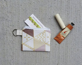 Zippered Wallet {Trading Post Glitz}