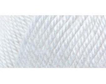 297892 E728-4600  Red Heart Soft Yarn - White