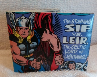 Comic Book Wallet - The Mighty Thor