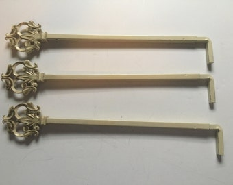 Vintage Swing Curtain Rods