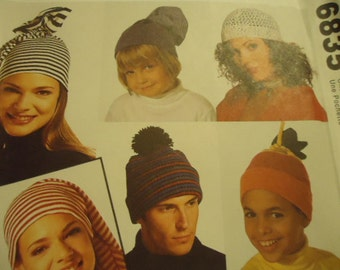 Novelty Knits ForEverybody. Fits Adults and Kids size Small,Medium,Large(20-23)
