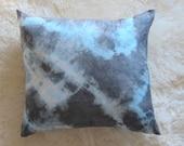 Silk Tie Dye Pillow
