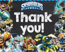 Skylanders Thank You