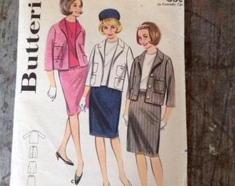 Vintage Butterick Sewing Pattern 3182 Misses' Coordinates Size 14 Bust 34